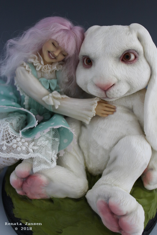 Harajuku Alice and Rabbit Image 3