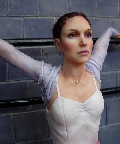 Nina Black Swan Image 28